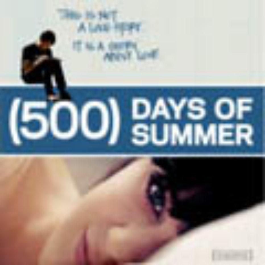 500 días juntos: Pop, amor y otros desastres