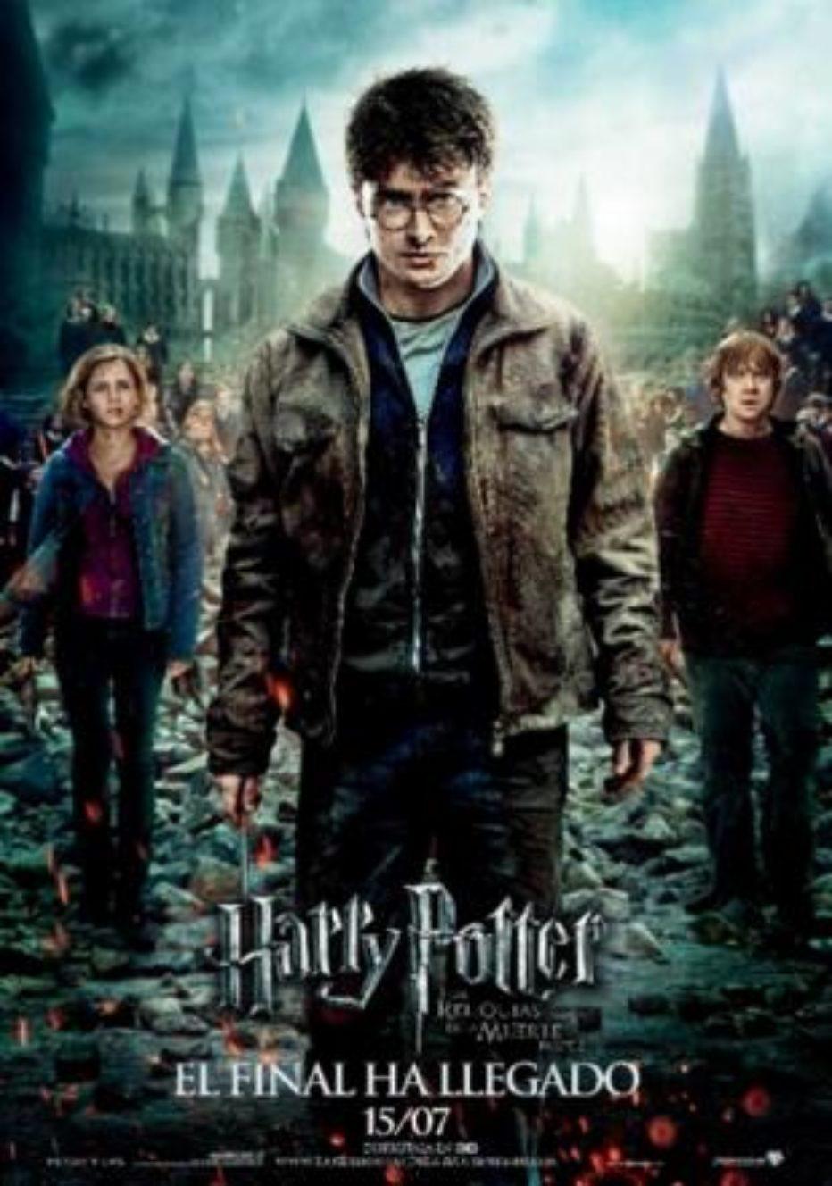 Harry Potter y las Relíquias de la Muerte: Último tren a Hogwarts