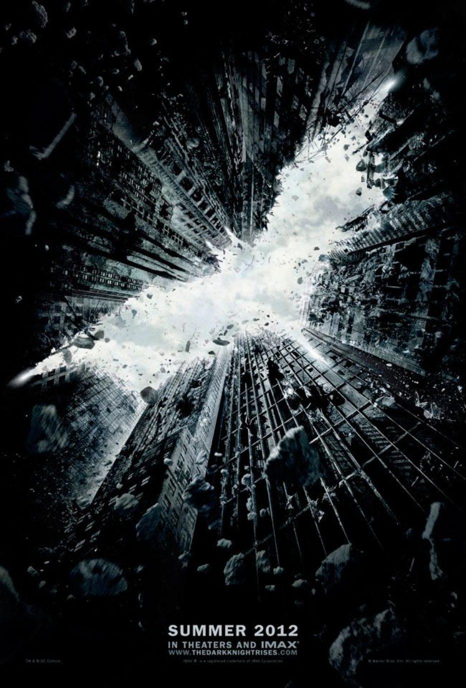 Tweets del día: Nuevo video de The Dark Knight Rises. Ya queda poco