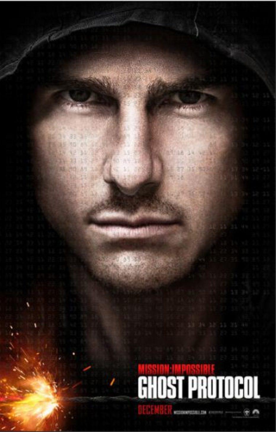 Tweets del día: Mission Impossible – Ghost Protocol