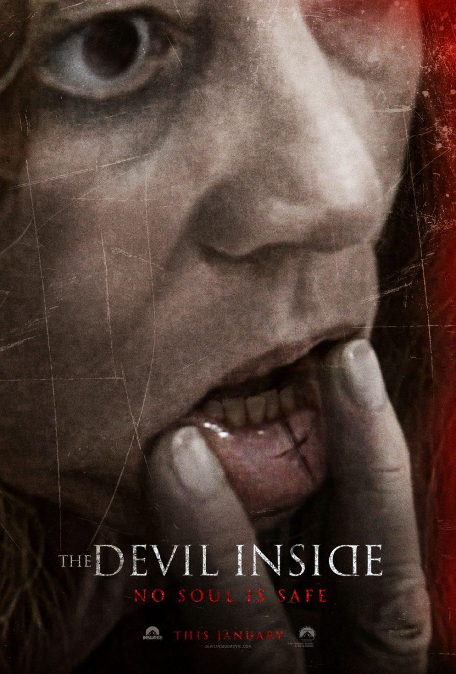 Tweets del día: The devil Inside