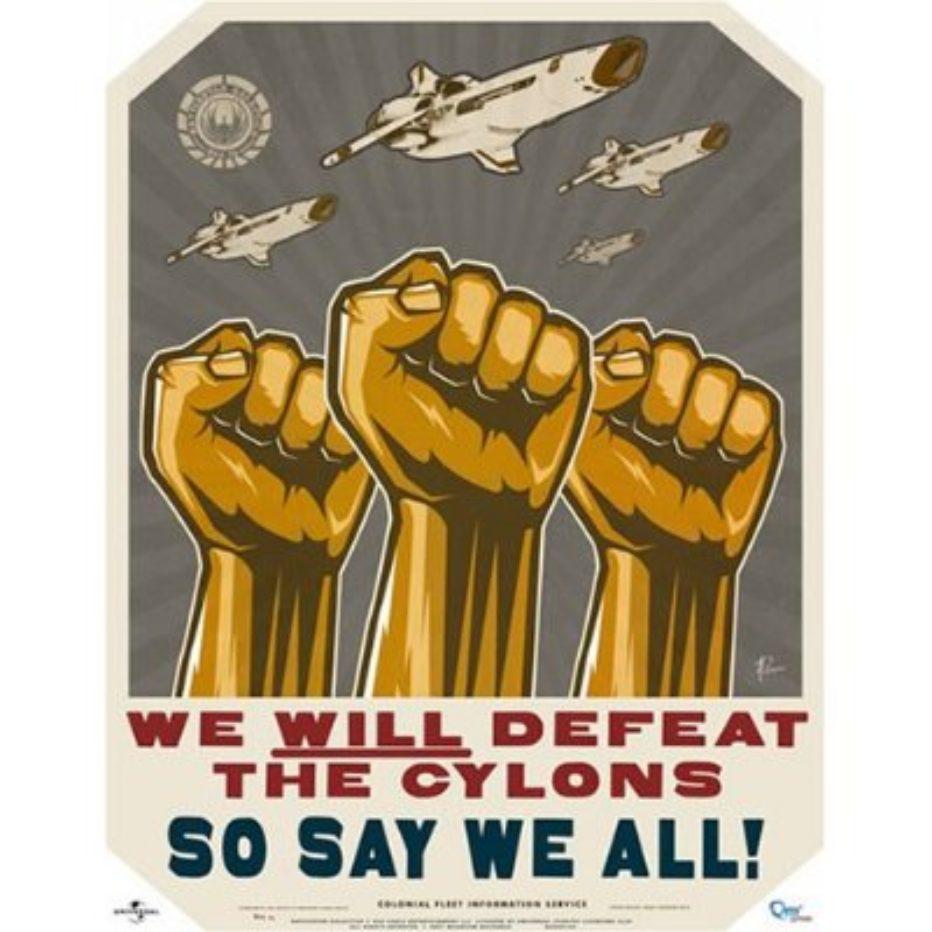 Tweets del día: ¿Bryan Singer para Battlestar Galactica?
