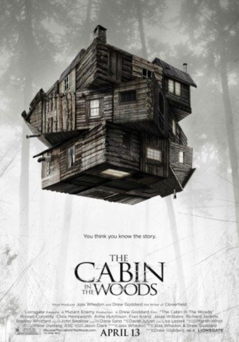 Tweets del día: Trailer de Cabin in the Woods