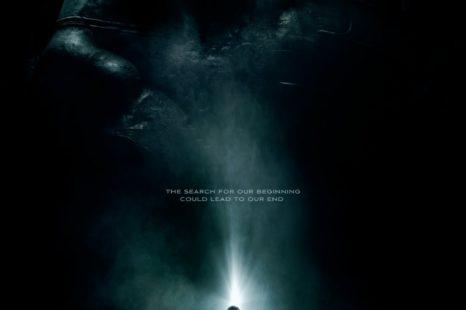 Tweets del día: Poster de Prometheus