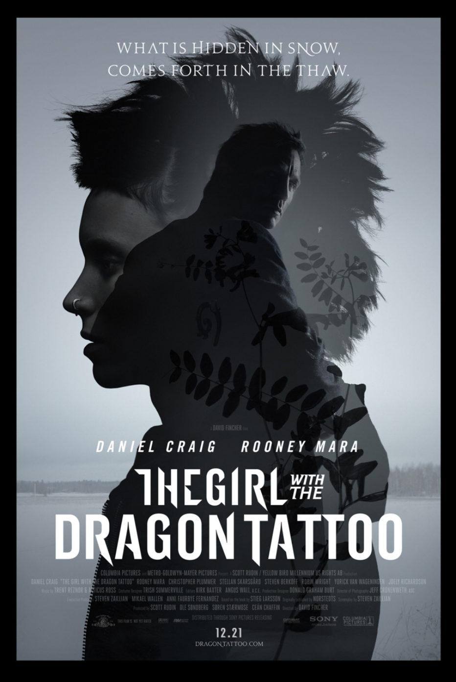 Millenium: Stieg Larsson ,David Fincher y la chica del dragón tatuado