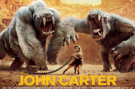 John Carter: menos de una semana para el estreno