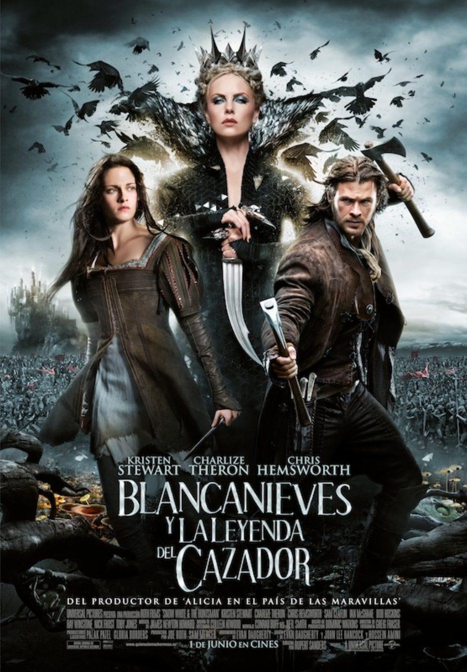 Blancanieves y la leyenda del cazador: Blancanieves del demonio