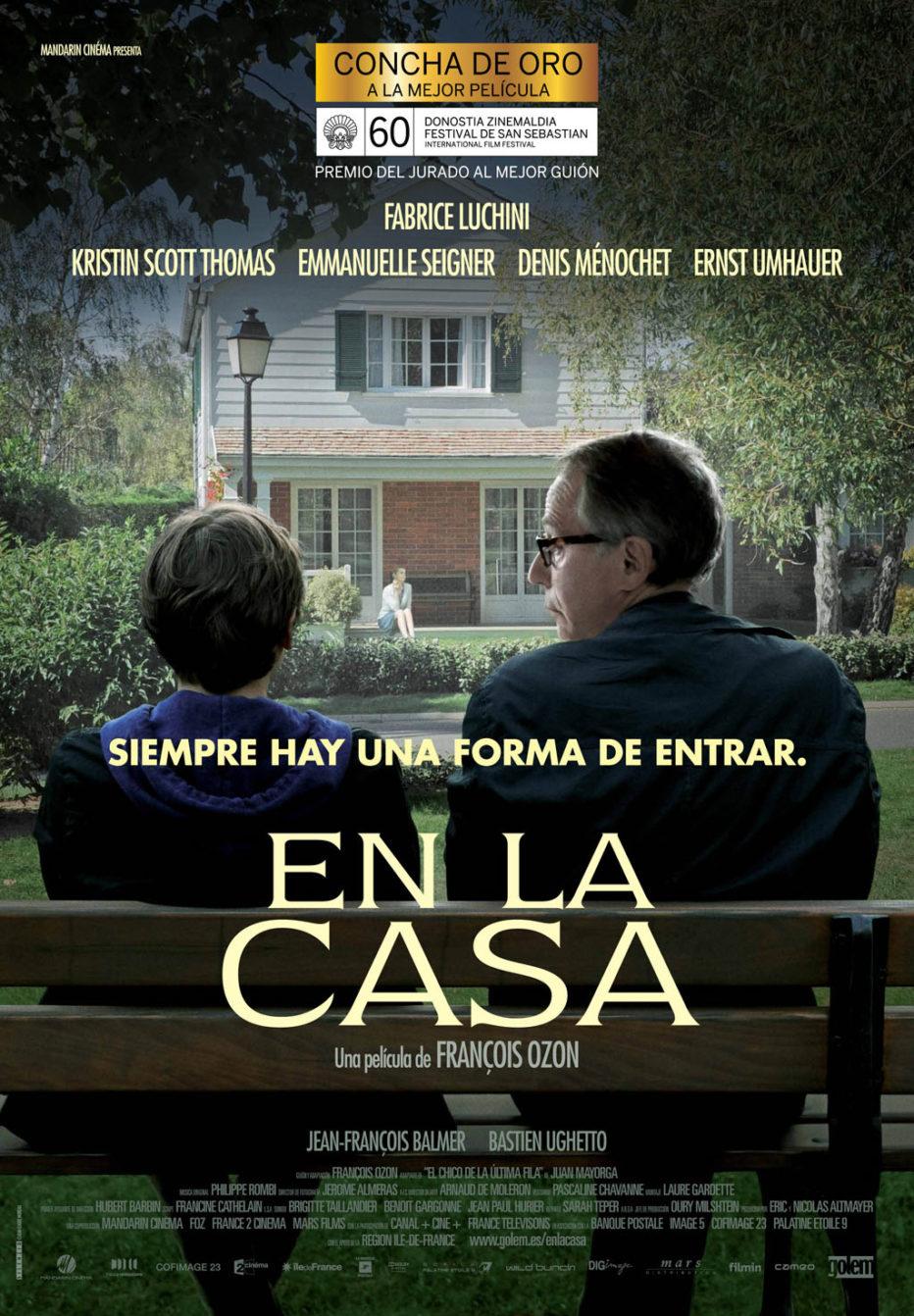 Photocall y Rueda de prensa de «En la Casa»