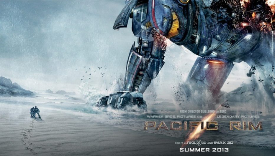 Trailers de Pacific Rim, Man of Steel, Oblivion, After earth y Lonely Ranger