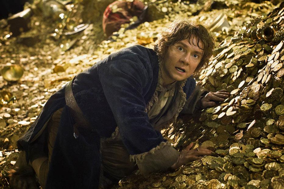 ¡Ahora si! Primera escena de El Hobbit: La desolación de Smaug