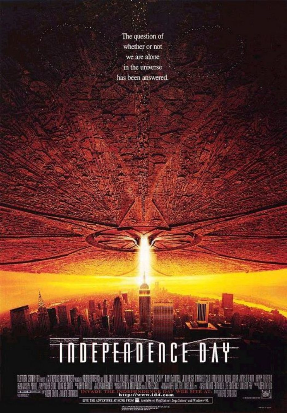 «Independence Day 2 y 3» ser