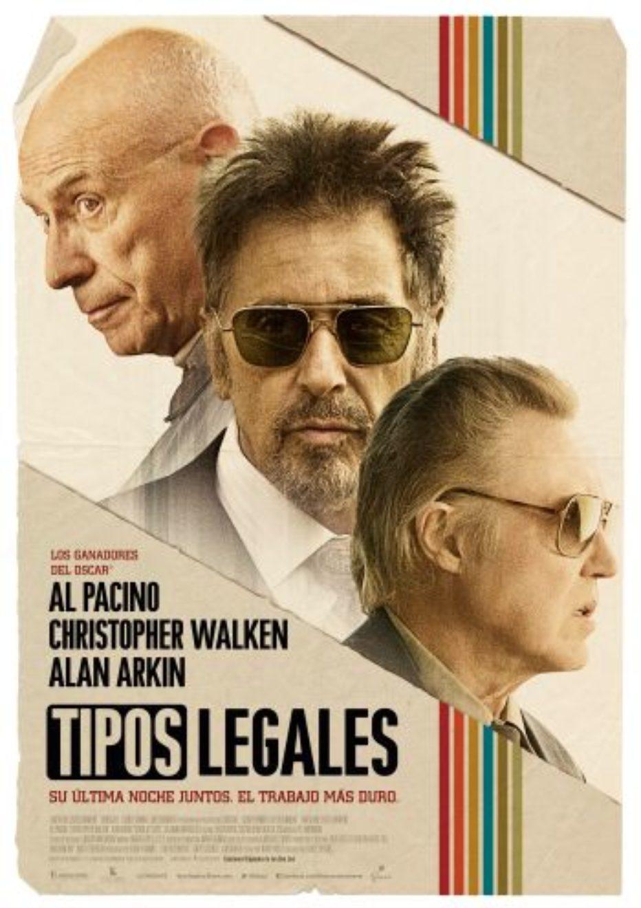 TIPOS LEGALES: LOS VIEJOS ROCKEROS NUNCA MUEREN!