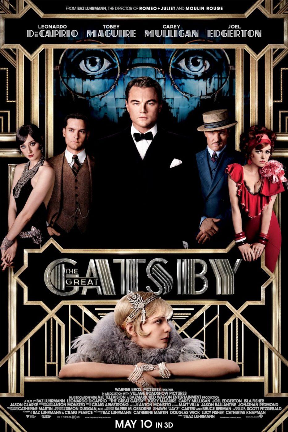 El Gran Gatsby: Luhrmann vs Luhrmann