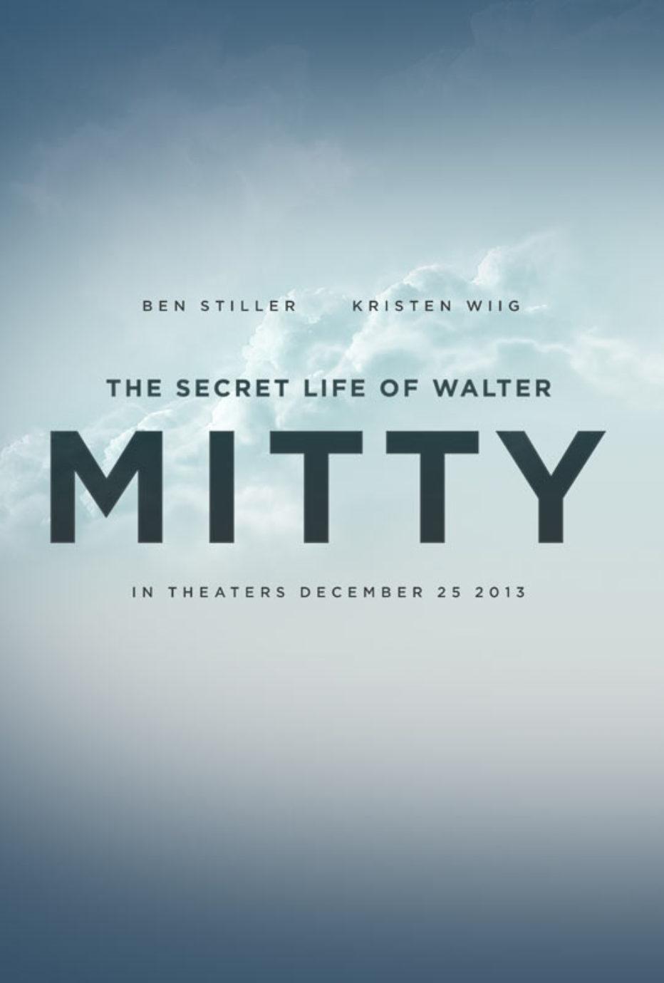 Trailer de The secret Life of Walter Mitty. Lo nuevo de Ben Stiller
