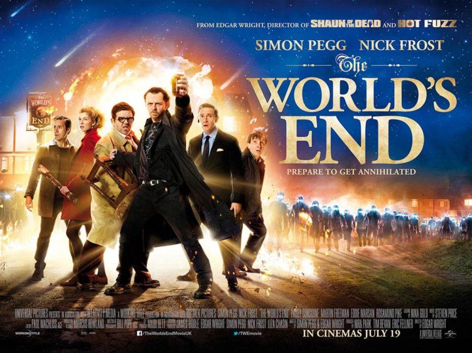 Sitges 2013: día 3. The world's End, Mariah Mundi, Patrick y Mindscape