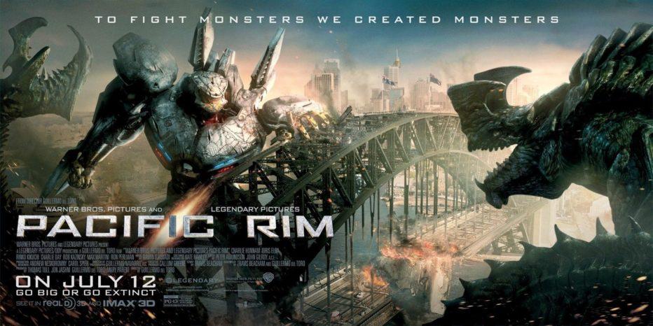 Pacific Rim: 2500 toneladas de diversión