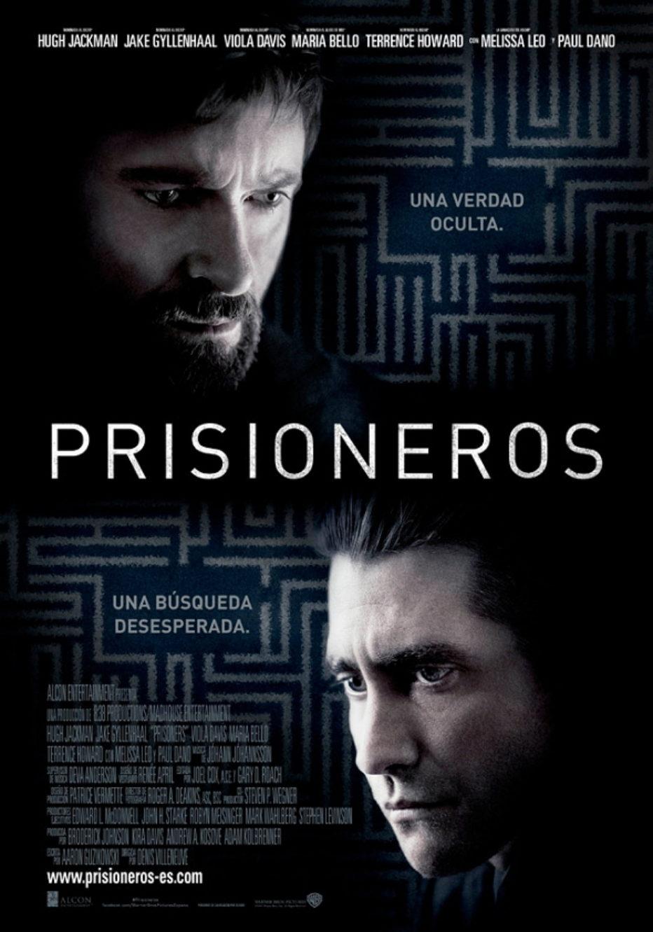 Prisoners: atrapados en su propuesta
