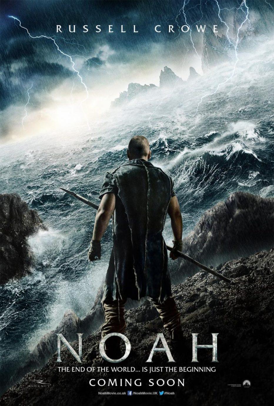 Trailer de Noé, la nueva película de Darren Aronofsky