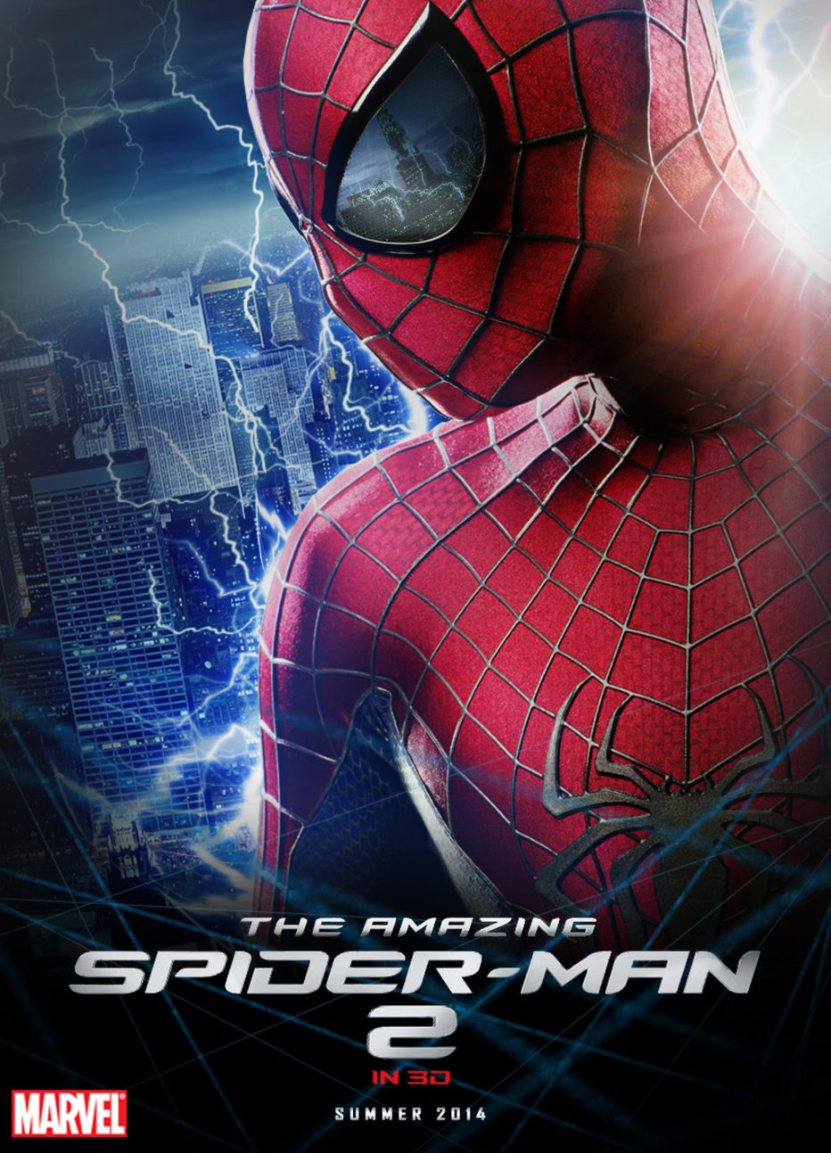 Trailer de The Amazing Spider-man 2
