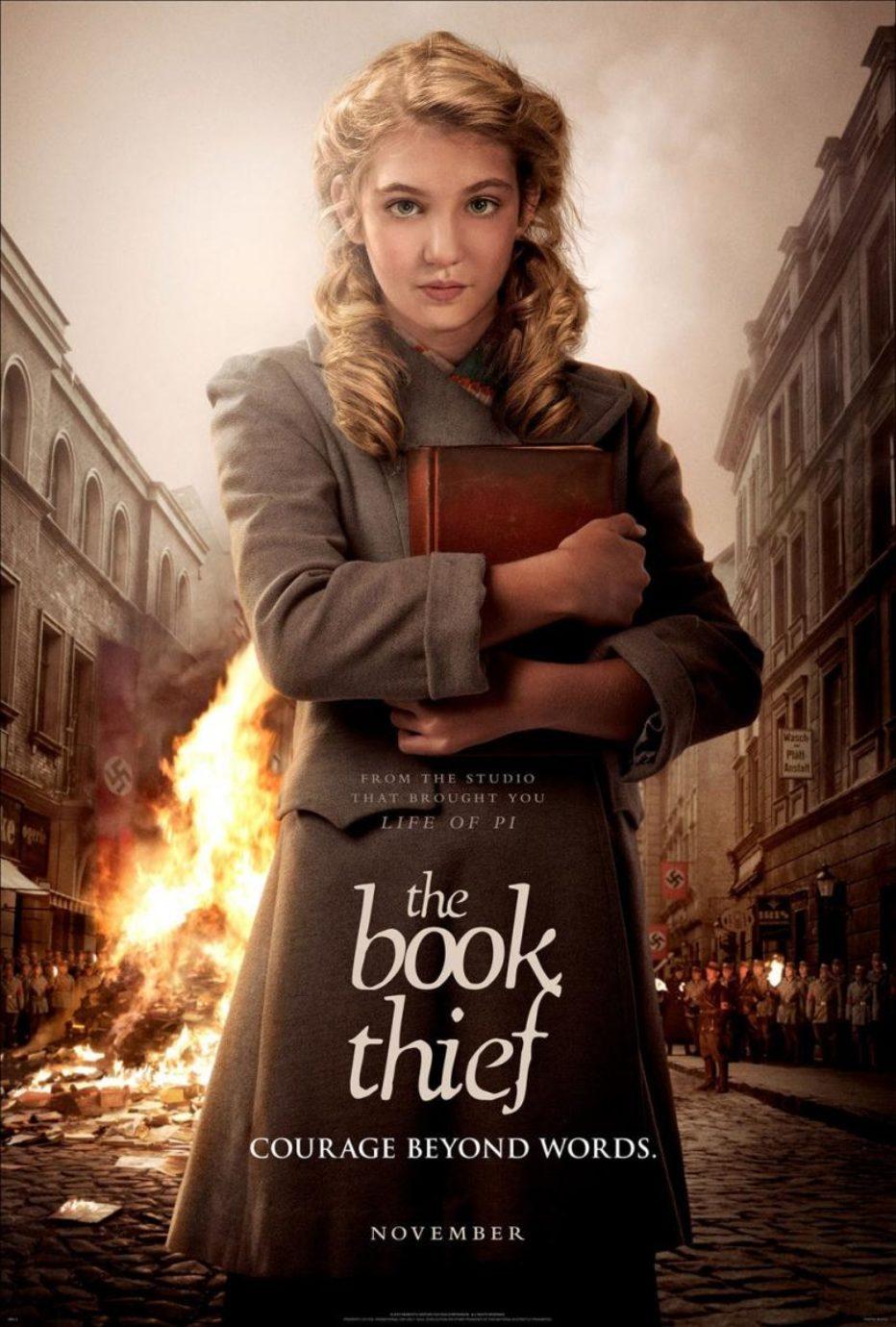 La ladrona de libros: la palabra es vida
