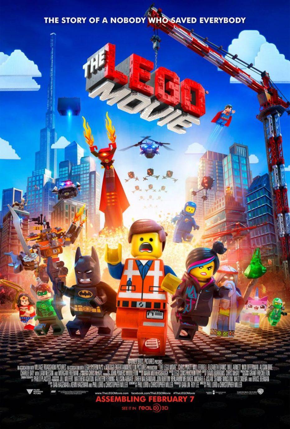 LEGO La Película