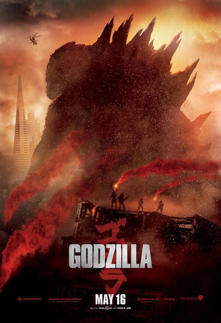 Nuevo trailer extendido de Godzilla