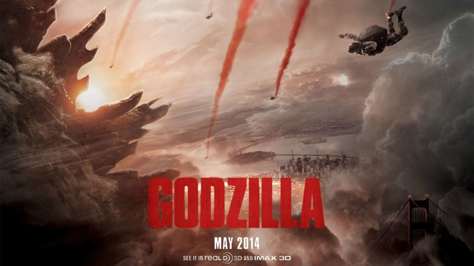 Godzilla, el tamaño no importa