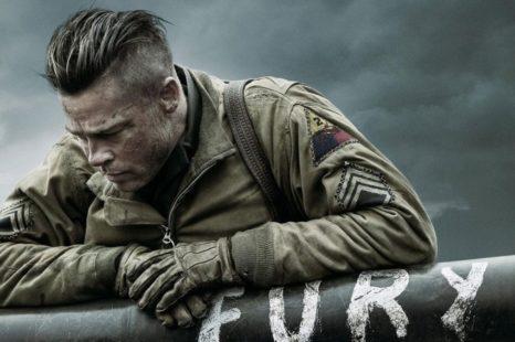 Trailer de Fury. El final de la 2a guerra mundial con Brad Pitt