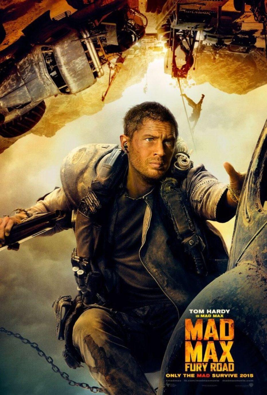 Teaser trailer de Mad Max Fury Road visto en la comic con