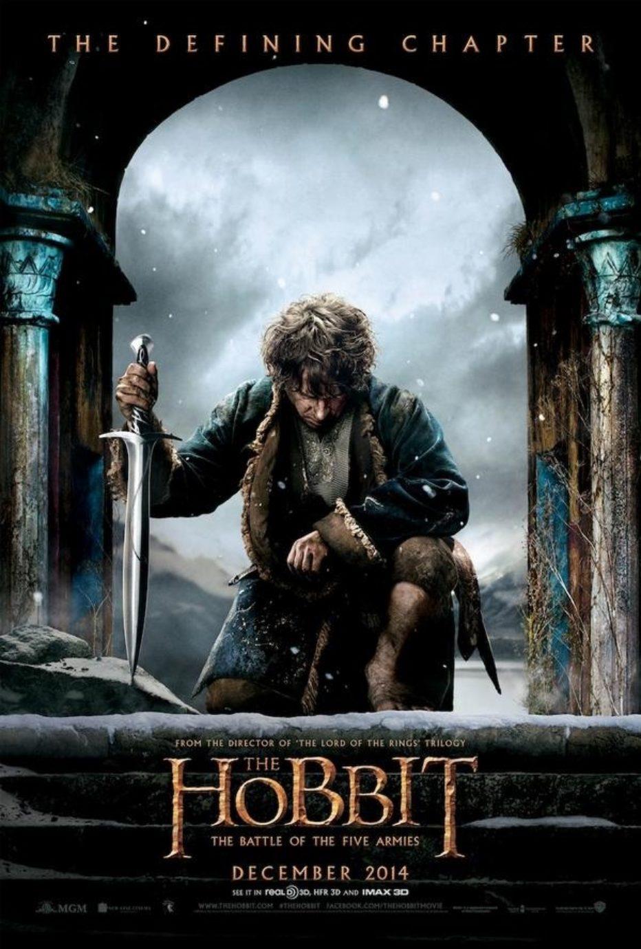 Primer trailer de El Hobbit la batalla de los cinco ejércitos