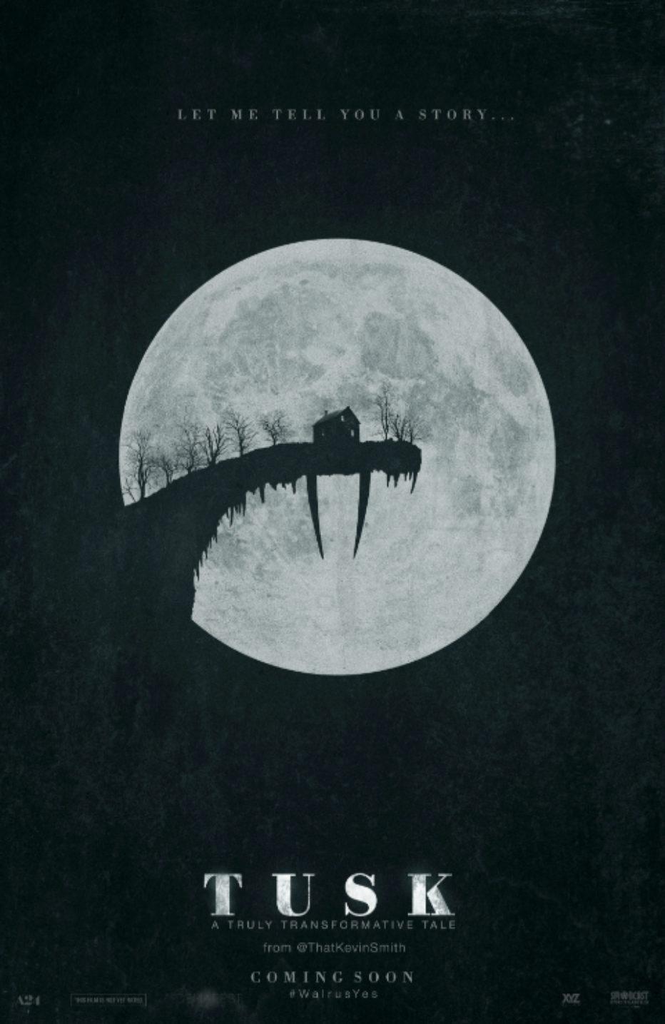 Trailer y poster de Tusk: lo nuevo de Kevin Smith