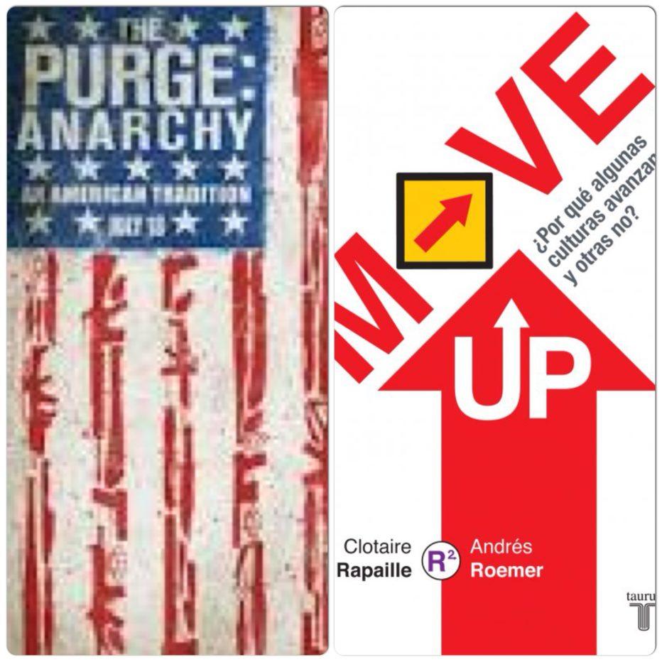 La Purga vs Move Up: just do it!