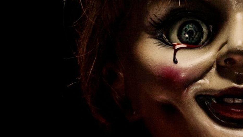 Primer trailer oficial de Annabelle