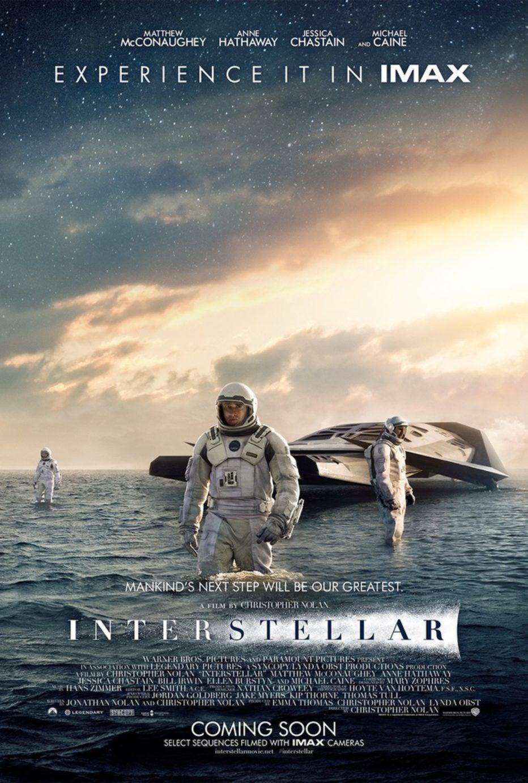 Nuevo poster de Interstellar
