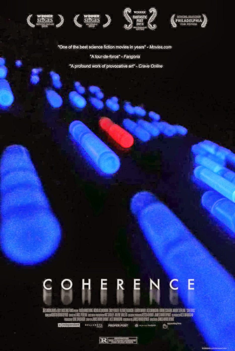 Coherence: ciencia ficción exquisita