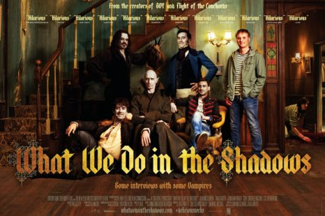 Sites 2014: día 8. Lupin the third, Tusk, When animals dream, What we do in the shadows, It Follows, Relatos Salvajes