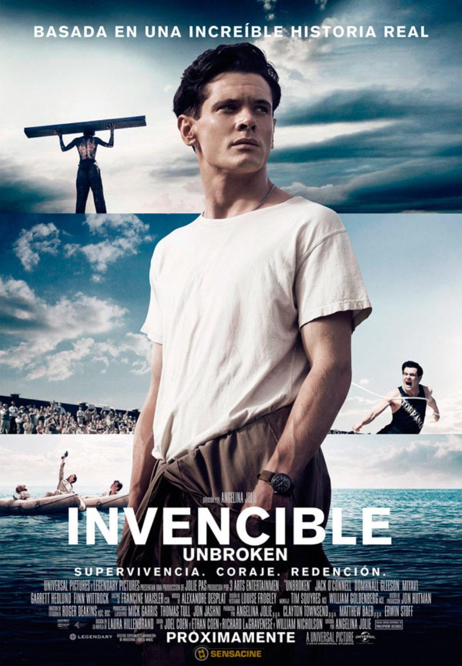 Invencible: el sadismo de Angelina Jolie
