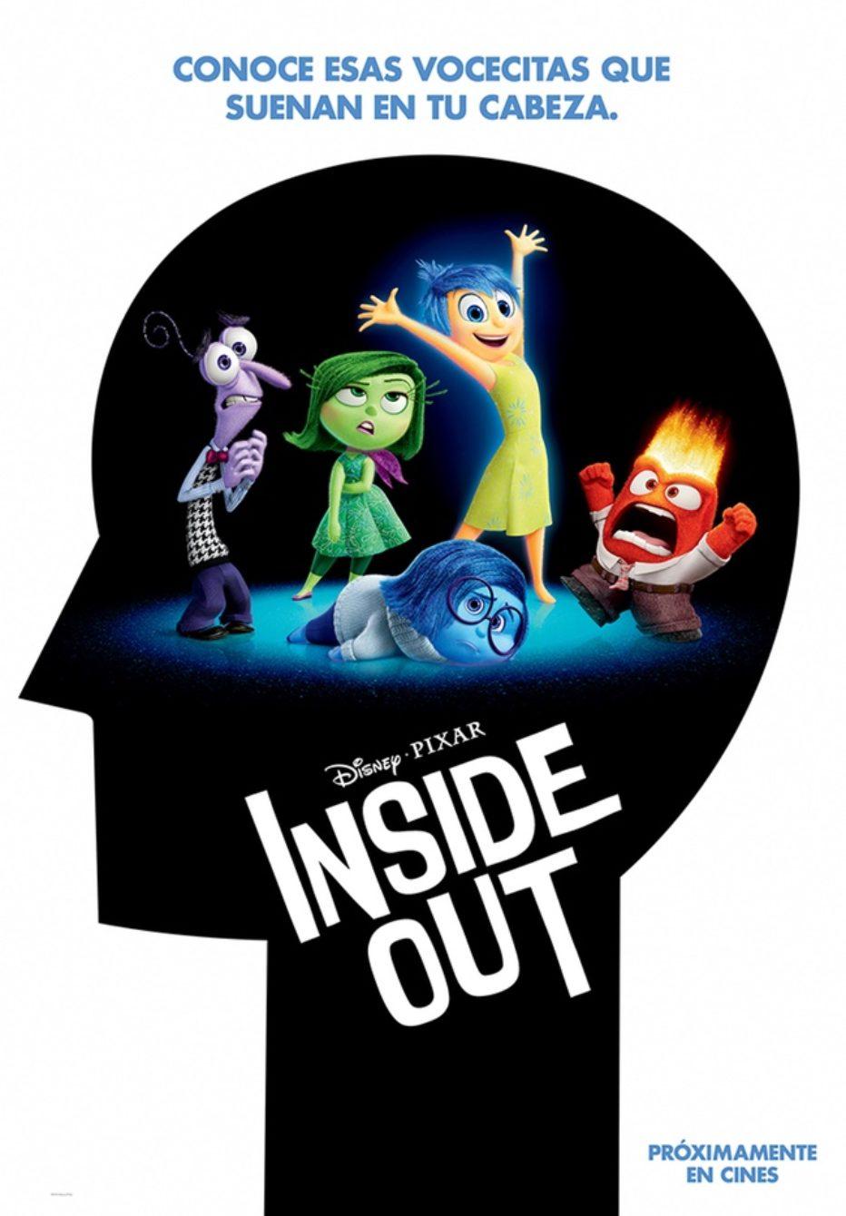 Trailer de Inside Out: Intensa-Mente. Lo nuevo de Pixar