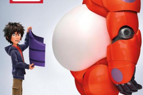 Big Hero 6 – Las bondades de la fusión