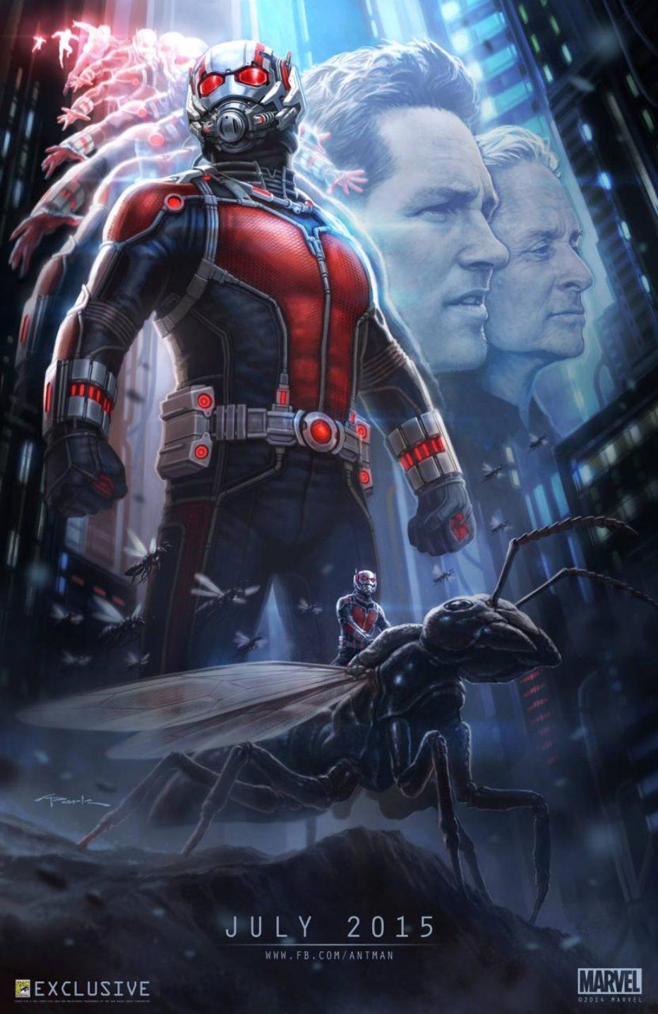 Nuevo Trailer de Ant-Man