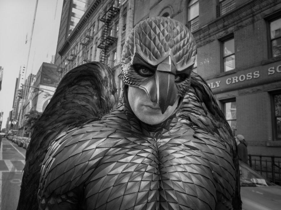 """""""Birdman (o La extraña virtud de la ignorancia)"""": La obra de arte"""