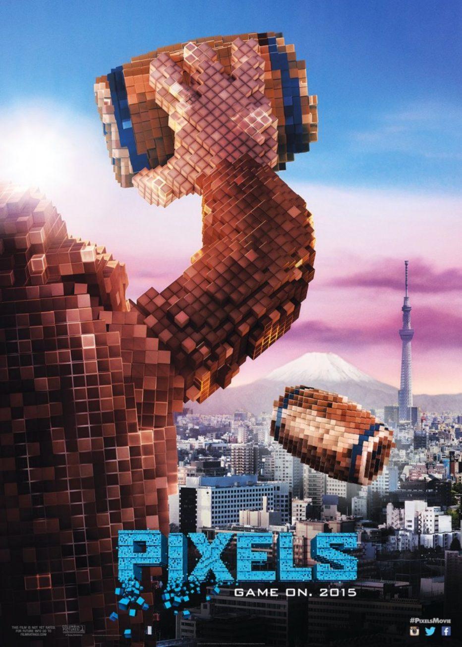 Trailer español de Pixels