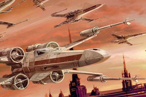 Rogue one será el título del primer spin off de STAR WARS