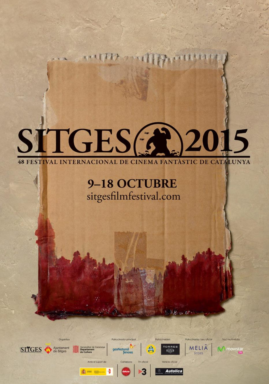 Las grandes estrellas internacionales y el talento autóctono se dan cita en Sitges 2015