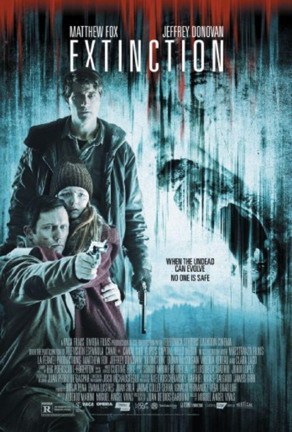 Trailer de Extinction, lo nuevo de Miguel Ángel Vivas