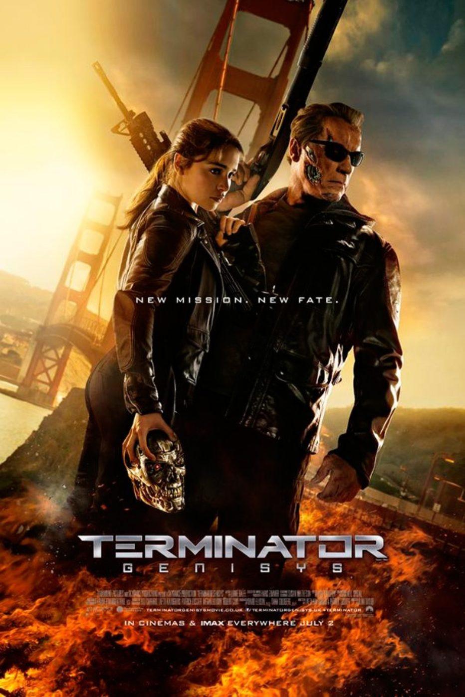 Terminator Génesis: apelando a la nostalgia