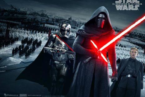 Sigue el unboxing de Star Wars + Nuevo poster