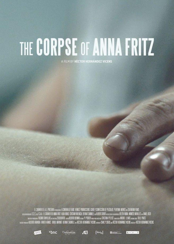 El cadáver de Anna Fritz #Sitges2015