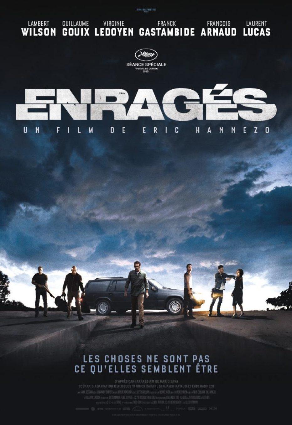Enragés #Sitges2015