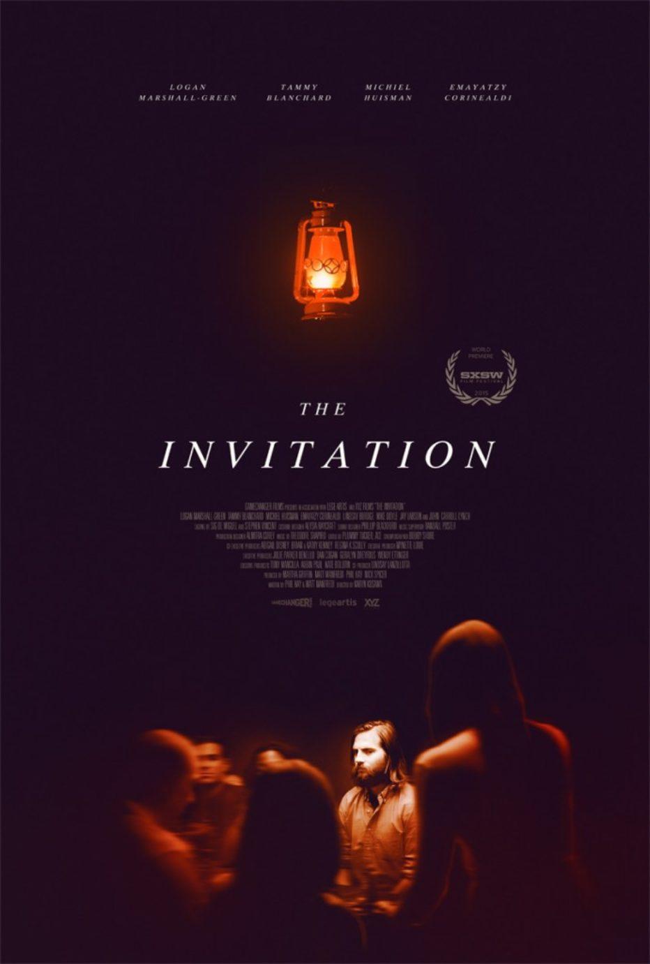 The invitation #Sitges2015